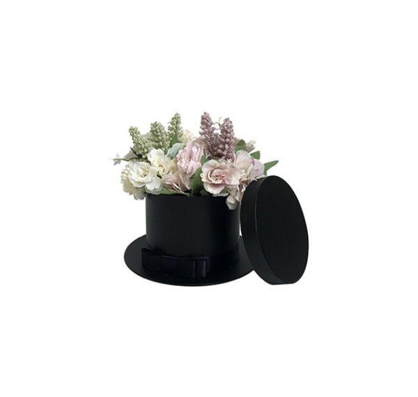 Cutie flori S1.84 negru