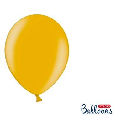 Baloane 27cm auriu s/100