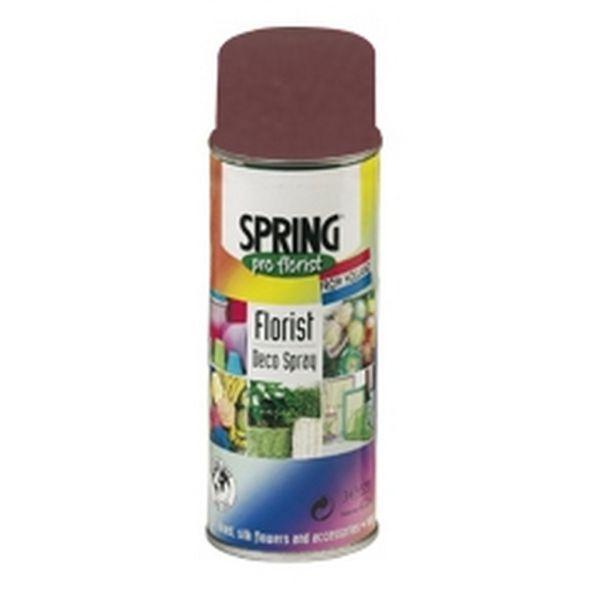 Spray 400ml burgundy